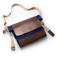 BROOKS Brixton Shoulder Bag - blue