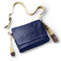 BROOKS Paddington Shoulder Bag - blue